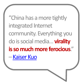 Reseaux Sociaux Chine Communaute Integree