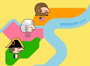 Concessions de Shanghai
