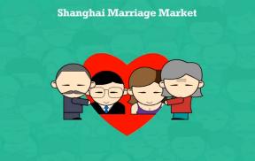 Marché du Mariage de Shanghai